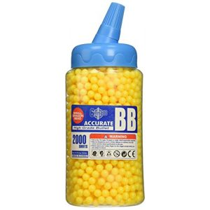 BBTac Airsoft BB 1 BBTac 8000 Perfect Grade BB 0.12g Polished for Best Accuracy and Velocity on Airsoft Gun