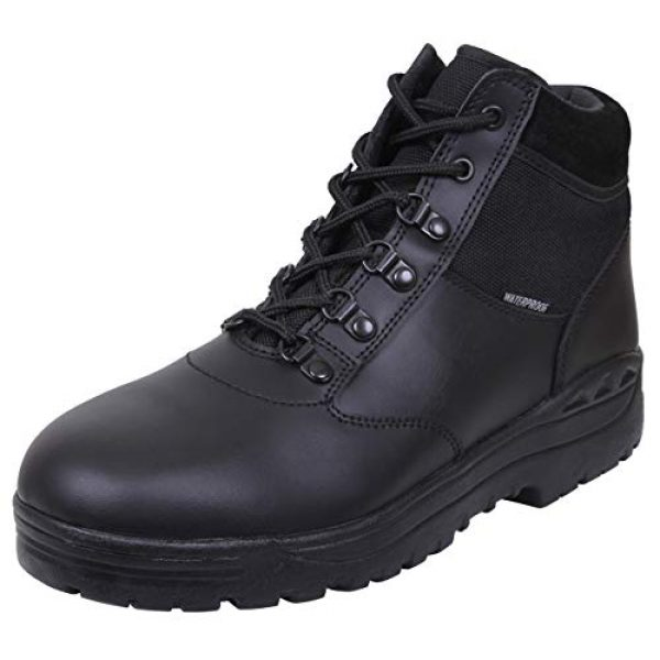 Rothco Combat Boot 2 Forced Entry Tactical Waterproof Boot