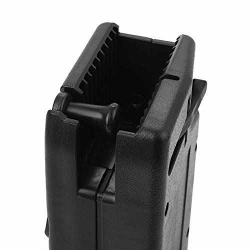Hunting Explorer  3 Hunting Explorer Airsoft Paintball Tactical Plastic BB Speed Loader Hand Crank Magazine