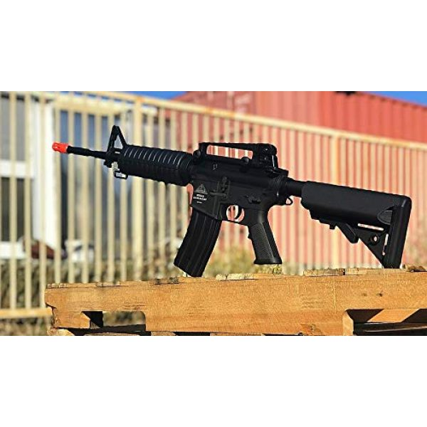 Adaptive Armament Airsoft Rifle 3 Adaptive Armament M4A1(Including Battery & Charger)