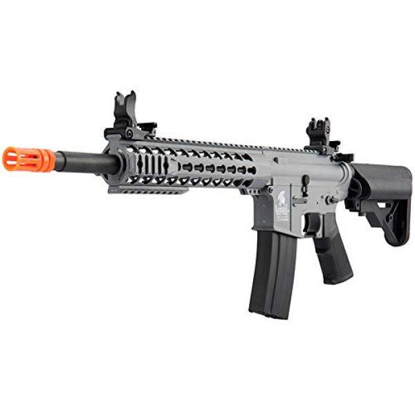 "Lancer Tactical Airsoft Rifle 2 LANCER TACTICAL Gen 2 LT-19 Carbine 10"" AEG Automatic Aerosoft Gun"