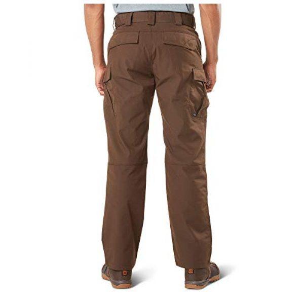 5.11 Tactical Pant 3 Tactical Men's Stryke Operator Uniform Pants w/Flex-Tac Mechanical Stretch, Style 74369