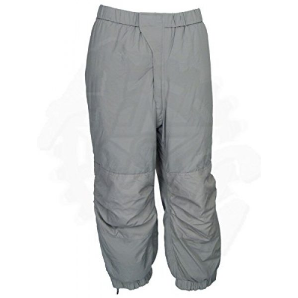 Primaloft Tactical Pant 1 Gen III Level 7 Pants, ACU Extreme Cold Weather Trousers, Made in USA
