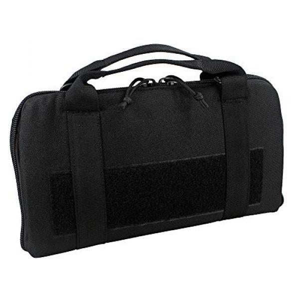 Depring Pistol Case 1 Depring Attache Pistol Case Tactical Padded Handgun Rug Shooting Range Gun Bag