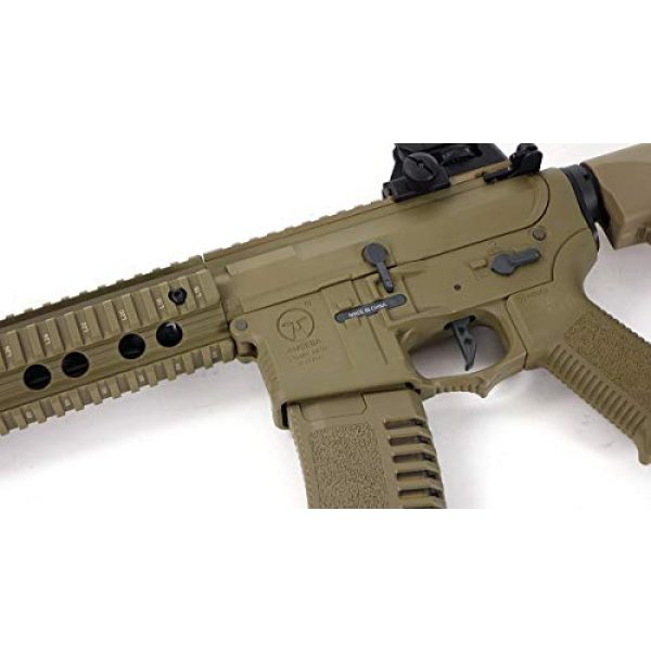 Elite Force Airsoft Rifle 2 Elite Force Ares Amoeba AM-008 AEG Gen.5 Airsoft Rifle in Tan