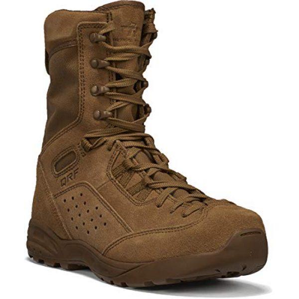 Belleville Tactical Research TR Combat Boot 1 Belleville Tactical Research TR Men's QRF Alpha C9 Hot Weather Assault Boot