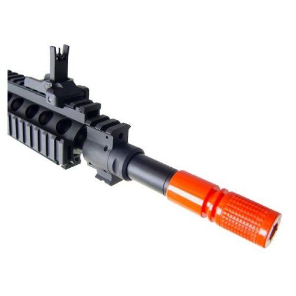 Jing Gong (JG) Airsoft Rifle 3 JG sr 25 full metal aeg airsoft rifle(Airsoft Gun)