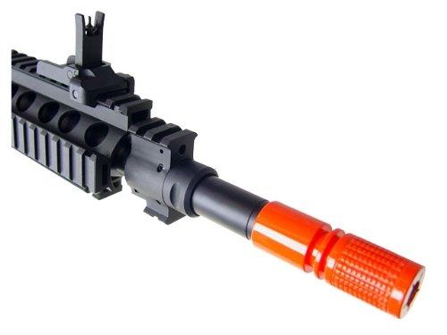Jing Gong (JG)  3 JG sr 25 full metal aeg airsoft rifle(Airsoft Gun)