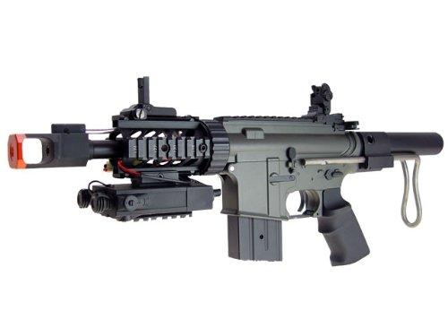 Jing Gong (JG)  2 JG m4 cqb aeg carbine airsoft rifle(Airsoft Gun)