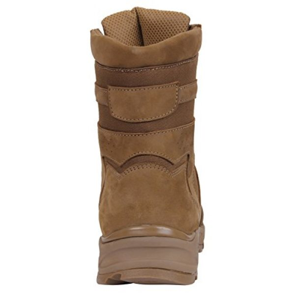 Rothco Combat Boot 3 AR 670-1 Coyote Forced Entry Tactical Boot