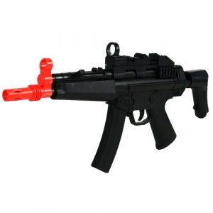 CYMA Airsoft Rifle 1 CYMA 1 to 1 Scale Air Sport Gun, Black