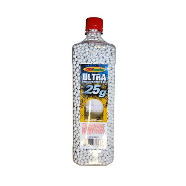 TSD Airsoft BB 1 TSD Ultra Precision Grade BB's in 5000 Round Bottle