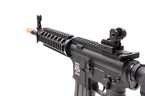 Black Ops  4 Black Ops M4 Diamondback Airsoft AEG Rifle - Automatic Airsoft - Shoot .20 .25