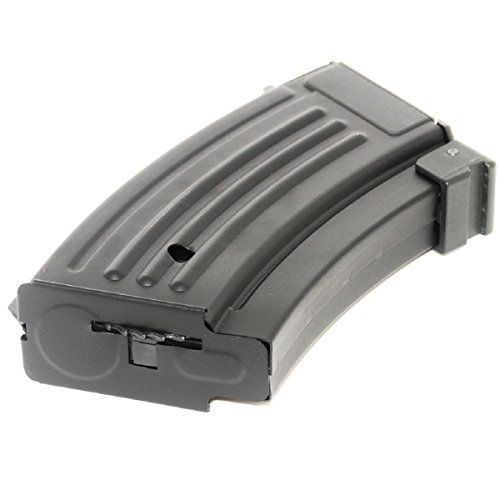 Airsoft Shopping Mall  2 Airsoft Shooting Gear 3pcs 230rd Mag Short Type Hi-Cap Magazine For AK-Series AEG Black