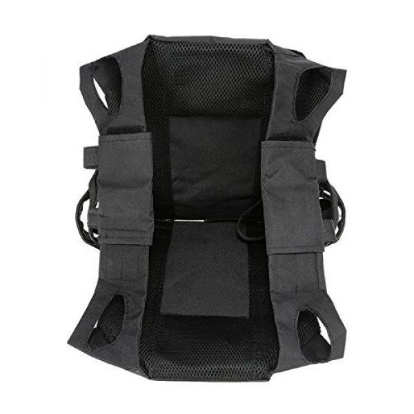 HWZ Airsoft Tactical Vest 7 HWZ Tactical Vest Combat Vest Outdoor Multi-Function CS Field EVA Thick Guard Vest