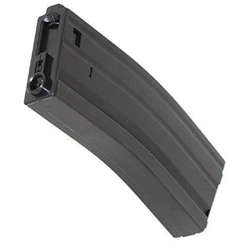 Airsoft Shopping Mall  1 Airsoft Shooting Gear CYMA 350rd Hi-Cap Mag Magazine For M-Series AEG Black