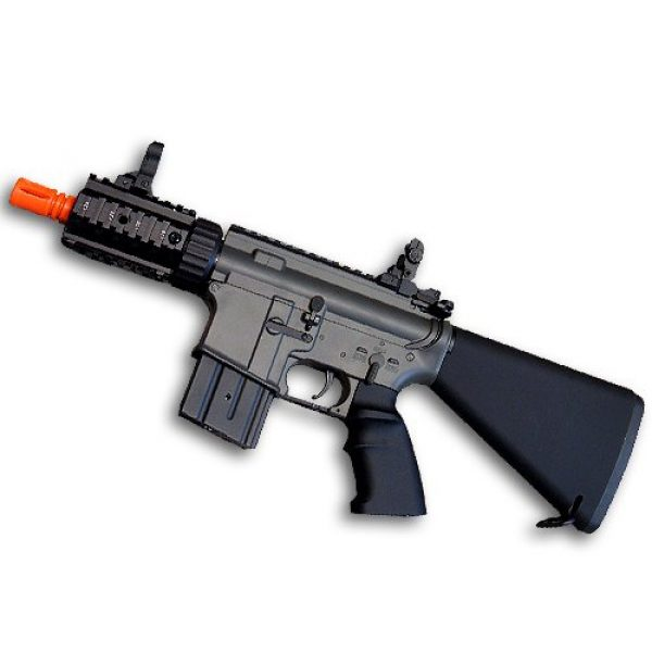 Jing Gong (JG) Airsoft Rifle 1 JG Model4-CQB Stubby Killer airsoft gun