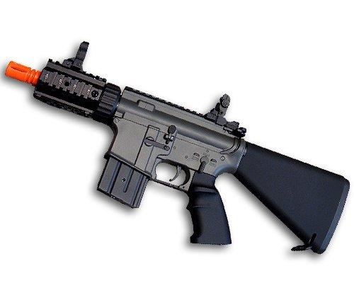 Jing Gong (JG)  1 JG Model4-CQB Stubby Killer airsoft gun
