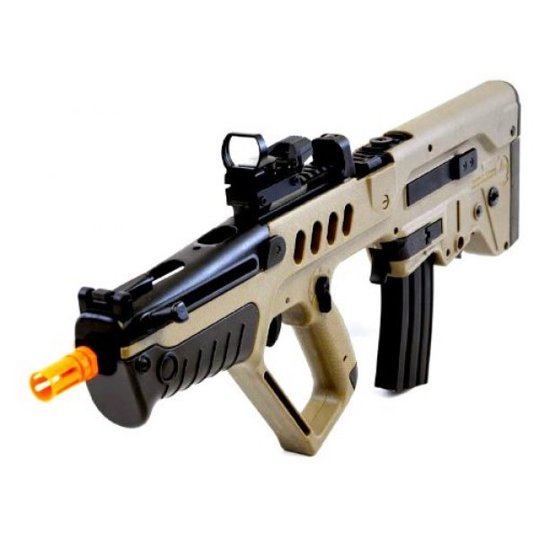 Umarex Airsoft Rifle 1 umarex tavor 21 desert tan aeg airsoft rifle w/ reflex dot sight(Airsoft Gun)