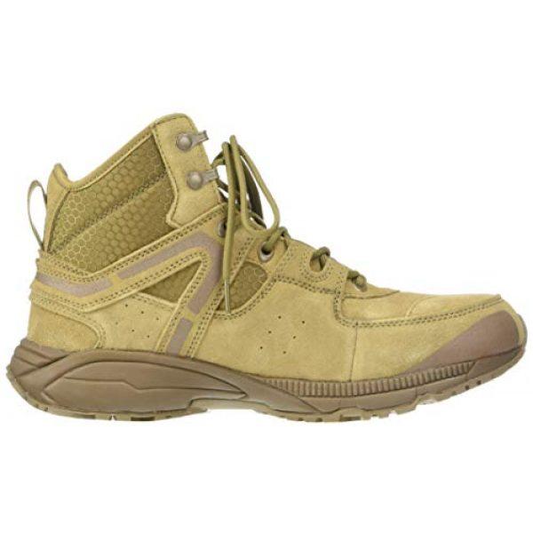 "BLACKHAWK Combat Boot 7 BLACKHAWK! BT06CY100M 6"" Trident Ultralite Boot Coyote 498 10/Medium 16037"