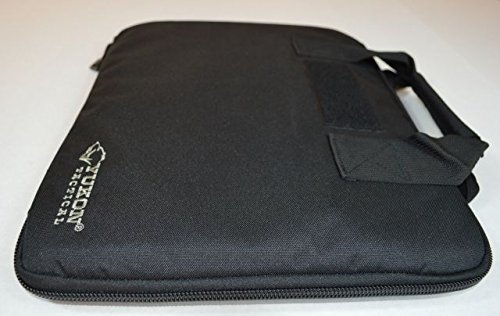Yukon Tactical Pistol Case 5 Yukon Tactical Outfitters MG-PC0011 Big Bore Pistol Case, Black
