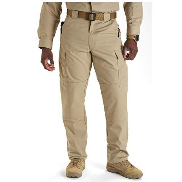 5.11 Tactical Pant 1 Tactical Ripstop TDU Adjustable Lightweight Style 74003 Work Pants Multi Cam 1 Pack