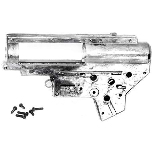 Airsoft Gang  1 Airsoft Parts CYMA Version 2 V2 AEG Gearbox Shell for Classic Army D-Boys CYMA Tokyo Marui MP5 AEG