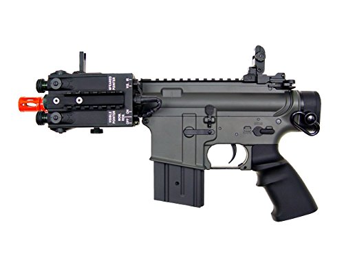 Jing Gong (JG)  1 JG aeg-m4ptl semi/full auto nicads/charger incl.-metal g-box(Airsoft Gun)