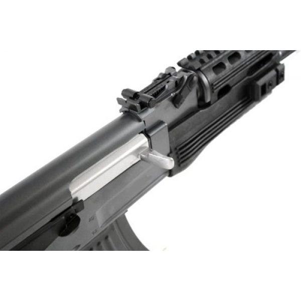 BBTac Airsoft Rifle 5 BBTac BT-AK Tactical RIS AEG w/ Integrated Rail System, Full Metal Gearbox (BLACK)