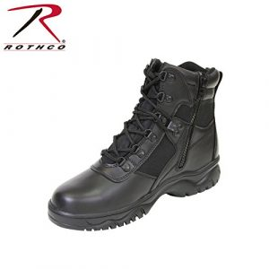 Rothco Combat Boot 1 6 Inch Blood Pathogen Resistant & Waterproof Tactical Boot