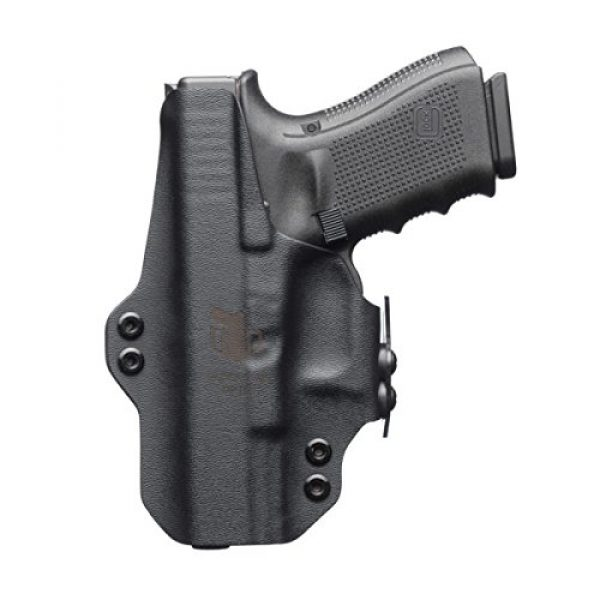 Blackpoint Tactical Airsoft Gun Holster 2 BLKPT Dual Point Aiwa For Gulch 43 Pistol Cases