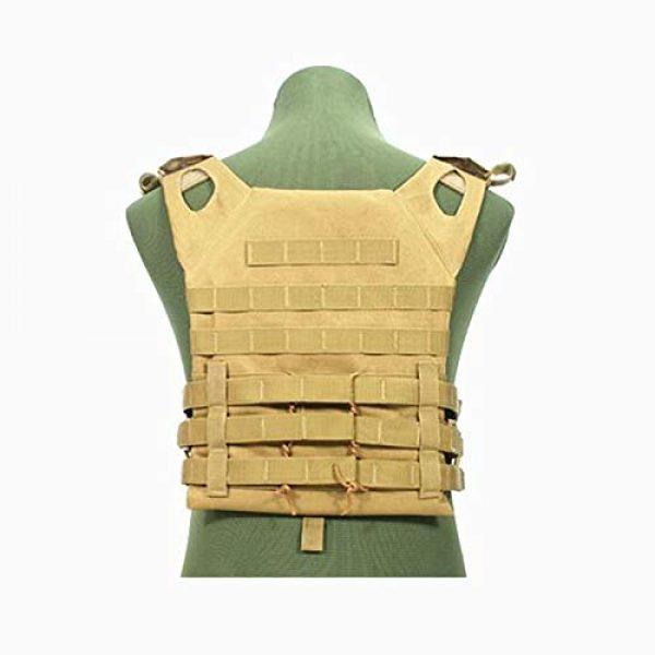 HWZ Airsoft Tactical Vest 6 HWZ Tactical Vest Combat Vest Outdoor Multi-Function CS Field EVA Thick Guard Vest