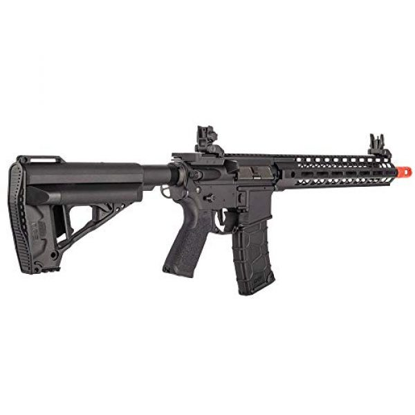 Airsoft Barracks Airsoft Rifle 2 Airsoft Barracks Upgraded Avalon Saber Carbine Black