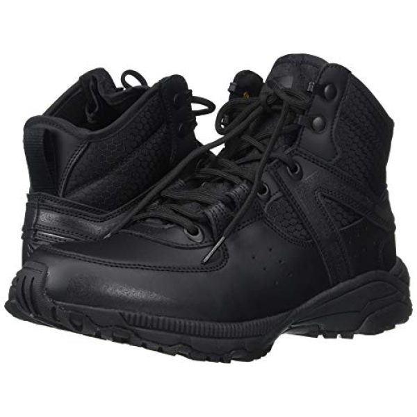 "BLACKHAWK Combat Boot 6 BLACKHAWK! BT06BK075M 6"" Trident Ultralite Boot black 7.5/Medium _ 18193"