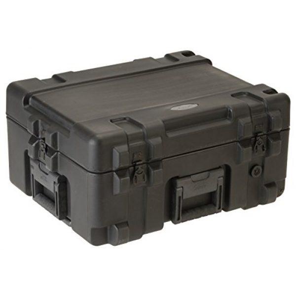 "SKB Pistol Case 1 SKB Equipment Case 22"" X 17"" X 10 1/2"" - Foam & Wheels"