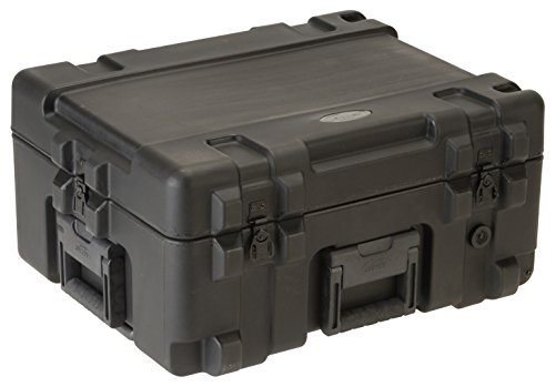 "SKB Pistol Case 1 SKB Equipment Case 22"" X 17"" X 10 1/2"" - Foam & Wheels"