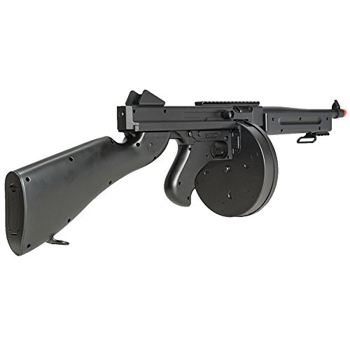 Double Eagle  3 Double Eagle M811 M1A1 Aeg Airsoft Tommy Gun Rifle
