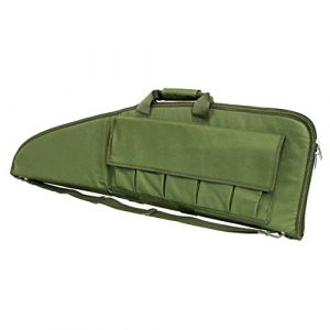 NcSTAR  2 NcSTAR VISM Deluxe Padded Rifle Case with External Magazine Pockets