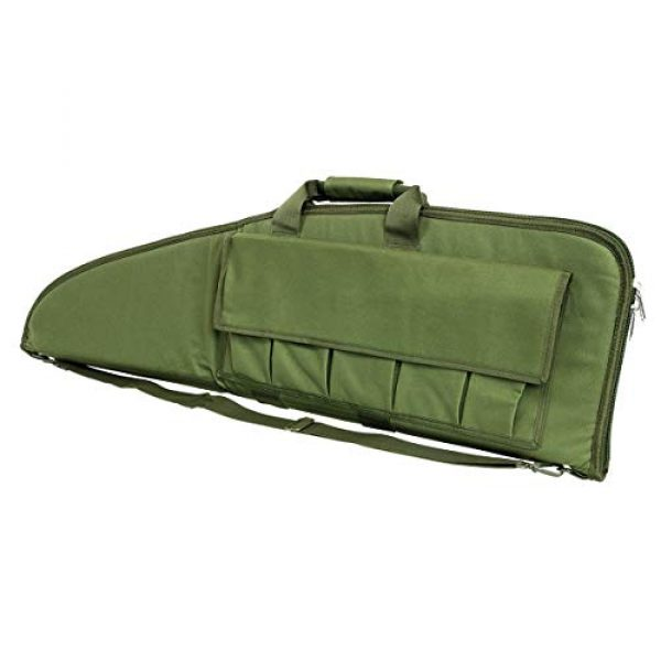 NcSTAR Rifle Case 2 NcSTAR VISM Deluxe Padded Rifle Case with External Magazine Pockets
