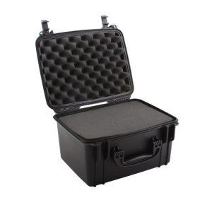 Seahorse Pistol Case 1 Seahorse SE-540F Waterproof Protective Hardcase with Foam (Black)