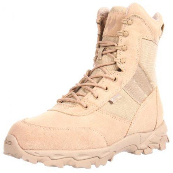BLACKHAWK Combat Boot 1 BLACKHAWK 17077 - Desert Ops Boot Des Tan 4.5 M