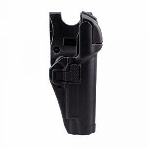 PG  1 PG Tactical 1911 Holster Military Gun Holster Hunting Concealment Level 3 Lock Right Hand Waist Belt Pistol Holster for Colt 1911