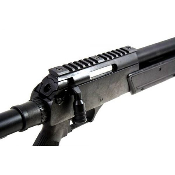 Well Airsoft Rifle 2 470 fps wellfire aps sr-2 modular full metal bolt action sniper rifle mb06a(Airsoft Gun)