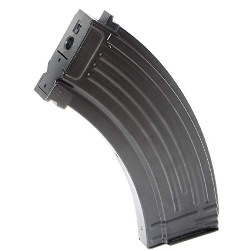 Airsoft Shopping Mall  1 Airsoft Shooting Gear APS 500rd Hi-Cap Mag Magazine for CYMA ICS Marui JG AK Series AEG Black
