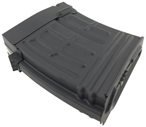 SportPro  7 SportPro CYMA 120 Round Metal High Capacity Magazine for AEG Dragunov SVD 3 Pack Airsoft - Black