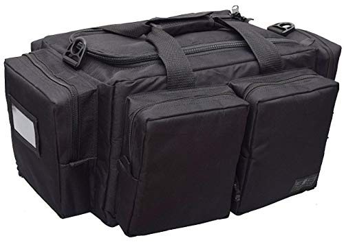 "3S Tactical Pistol Case 4 Range Bag Gun Ammo Bag Large Tactical Pistol Duffle Handgun Carrying Case Shooting Bag 24""x17""x10"""