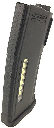 SportPro  5 SportPro 150 Round PTS EPM Polymer Medium Capacity Magazine for AEG M4 M16 Airsoft - Black
