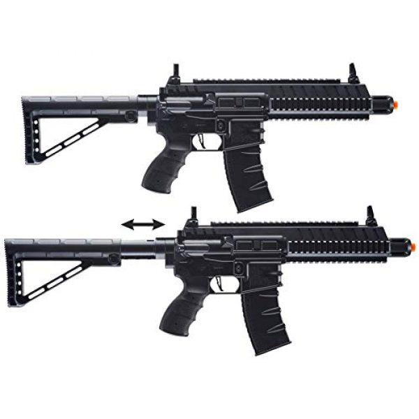 Wearable4U Airsoft Rifle 3 Umarex Tactical Force TF CQB 6mm BB Standard Action Rifle Airsoft Gun Airgun with Wearable4U Bundle
