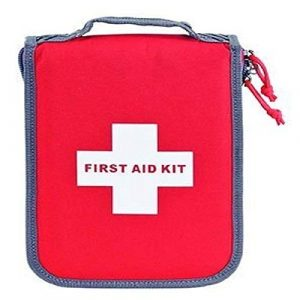 G5 Outdoors First Aid Pouch 1 G. Outdoors Products Deceit and Discreet Handgun Case, Red, Medium First Aid Kit GPS-D1075PCR