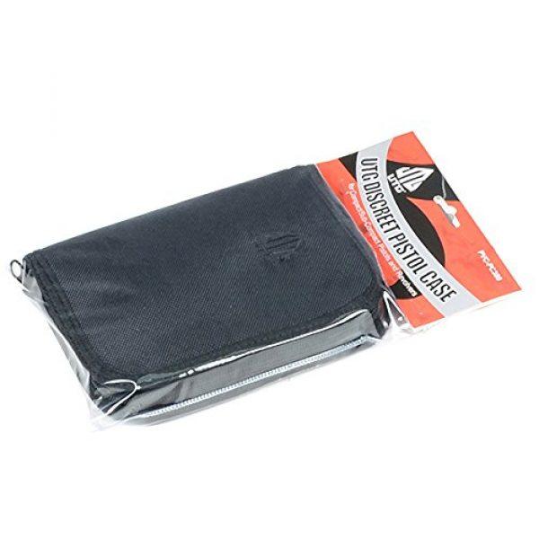UTG Pistol Case 7 UTG Discreet Sub-compact Handgun Case for Pistol & Revolver